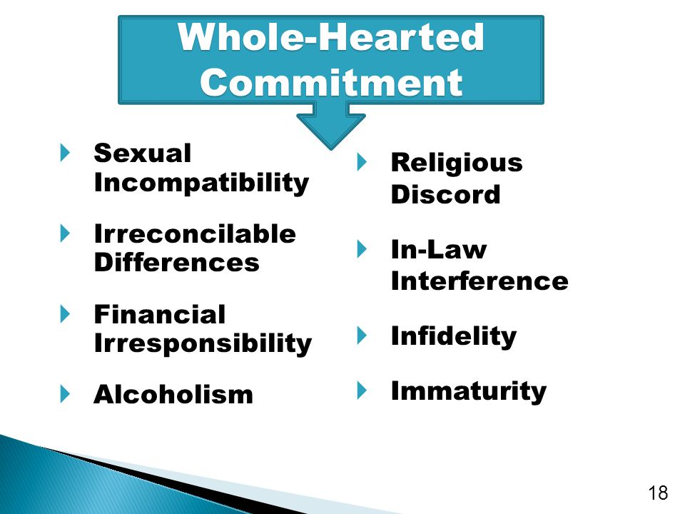 Whole-Hearted Commitment