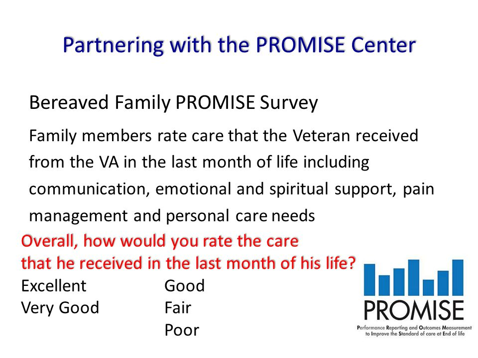 Partnering with the PROMISE Center