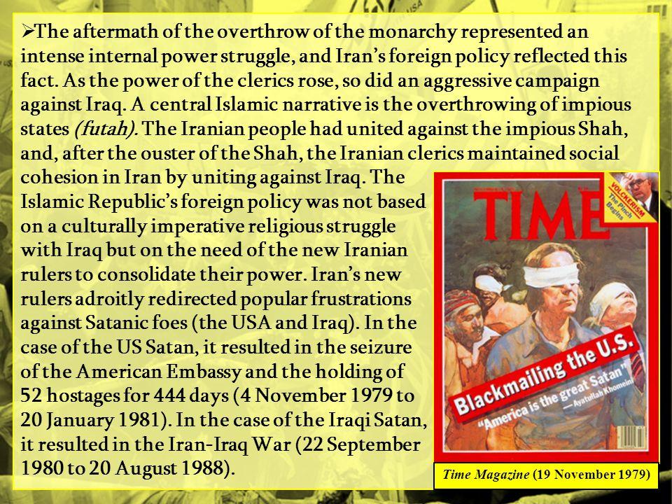 Time Magazine (19 November 1979)
