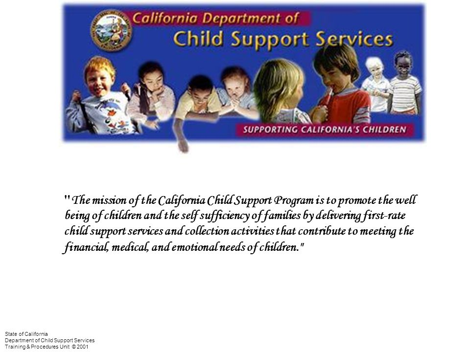 CCSP Mission Statement