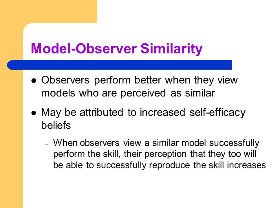 Model-Observer Similarity