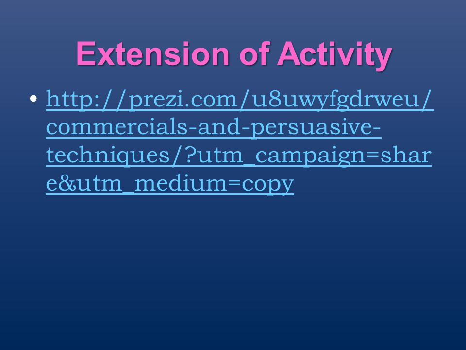 Extension of Activity   utm_campaign=share&utm_medium=copy.