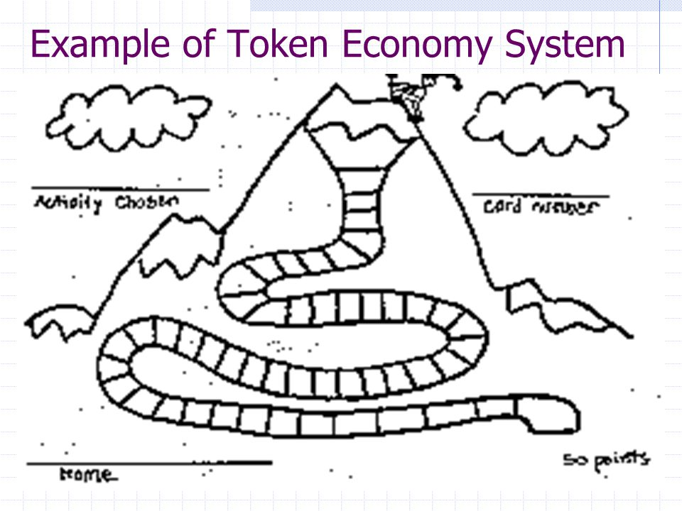 Example of Token Economy System