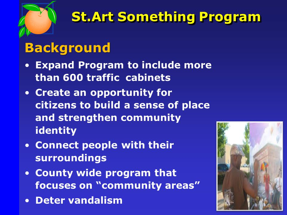 St.Art Something Program