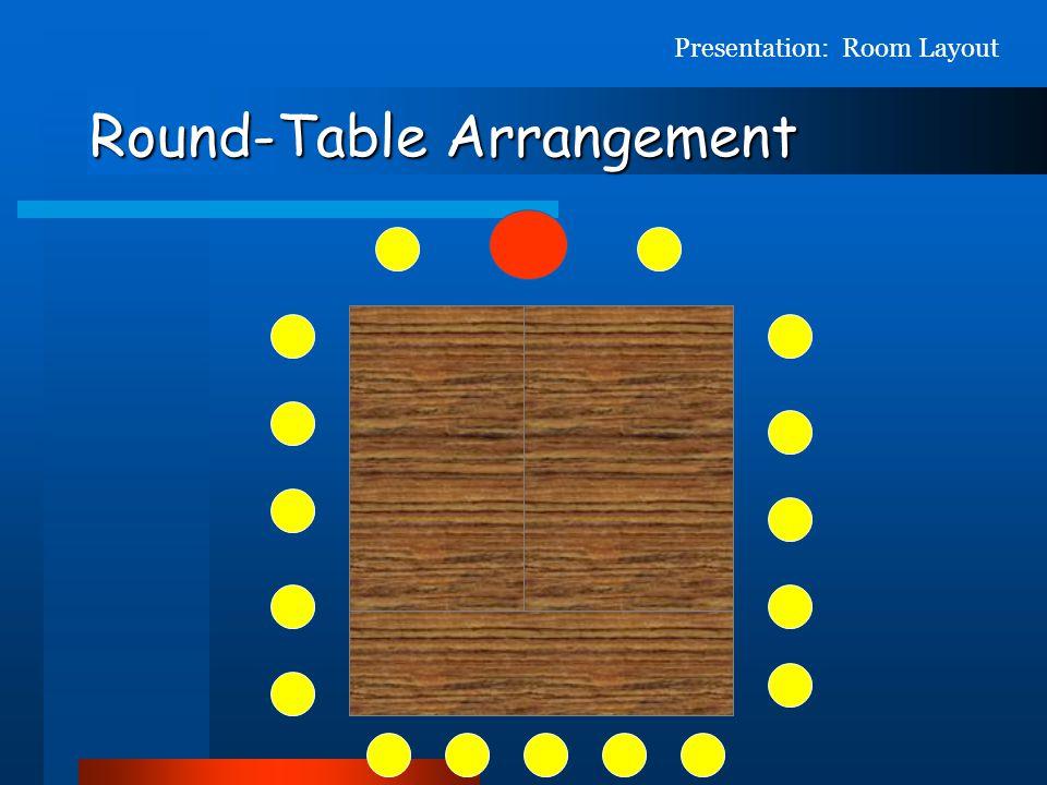 Round-Table Arrangement