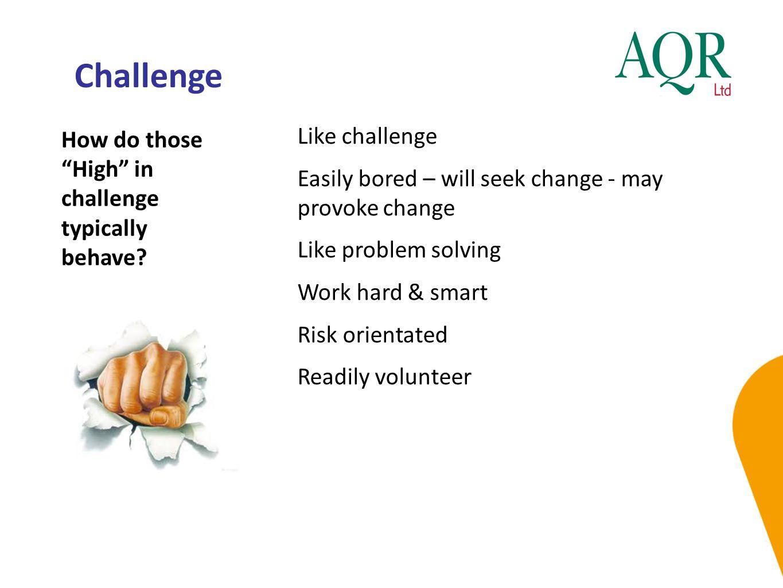 Challenge Like challenge