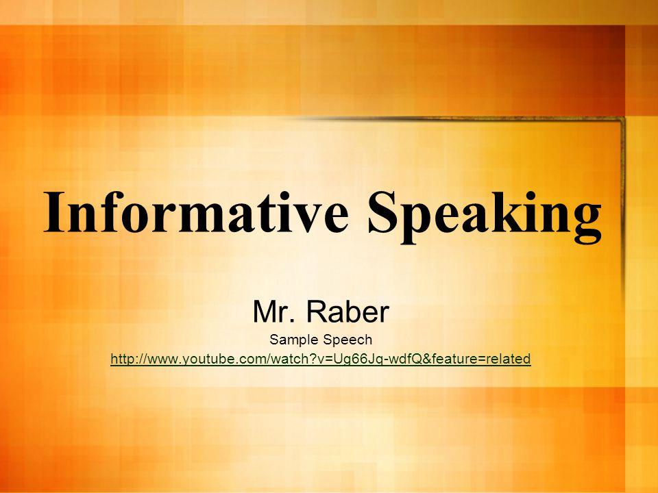 Sample Persuasive Speech Powerpoint