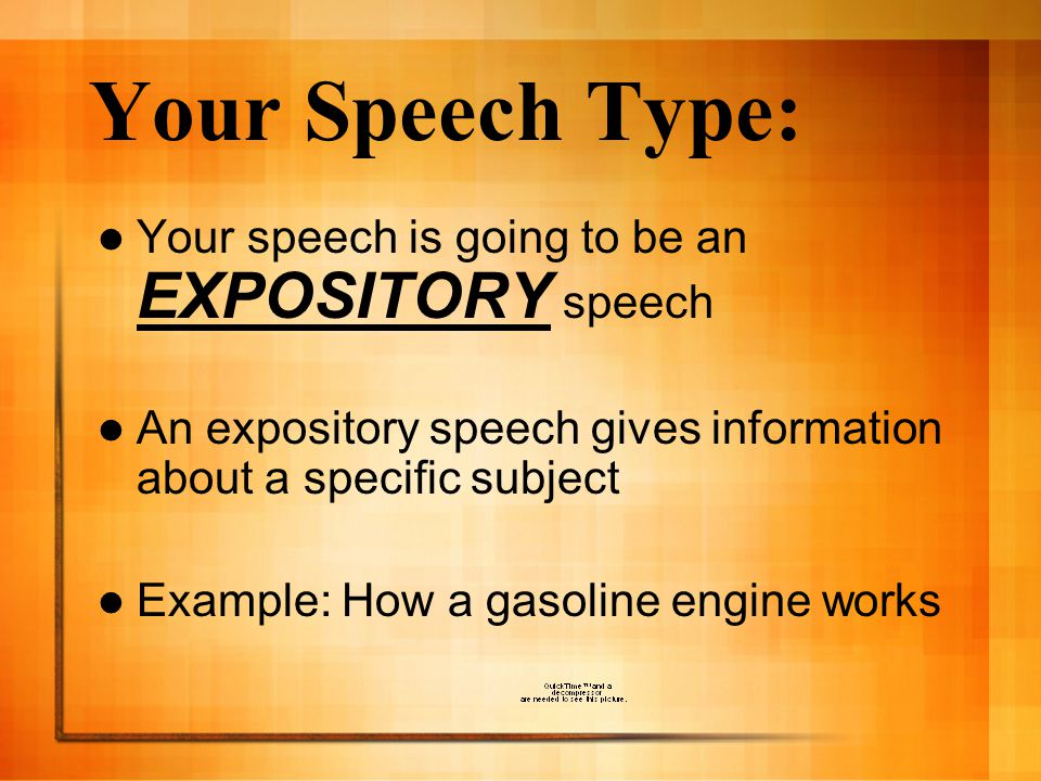 Informative Speaking Mr. Raber Sample Speech - Ppt Video Online