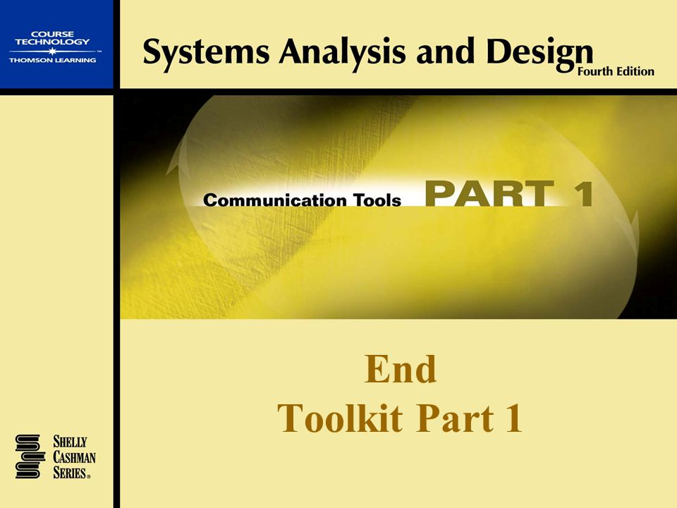 End Toolkit Part 1