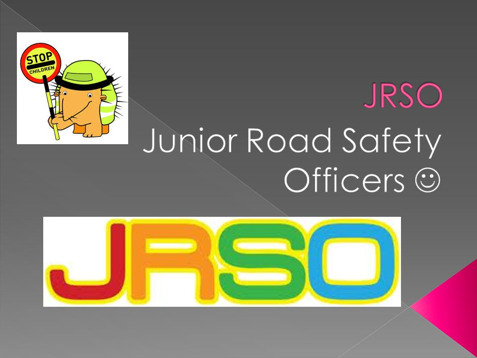 Junior Road Safety Officers 