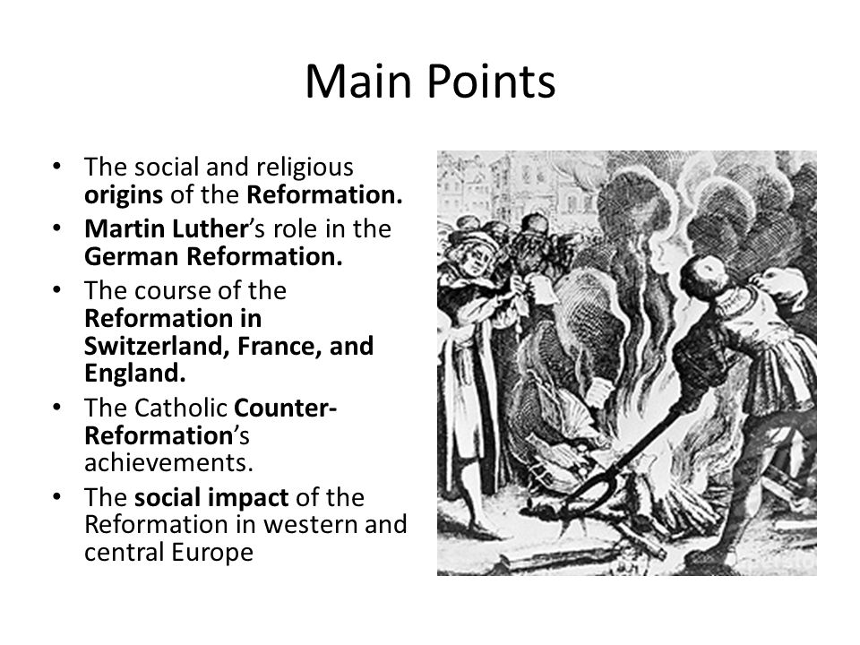 the role of john calvin and martin luther king in the protestant reformation Had the boy-king lived, reformation and the rivalry between catholic and protestant would play a central role in calvin, john luther, martin reformation.