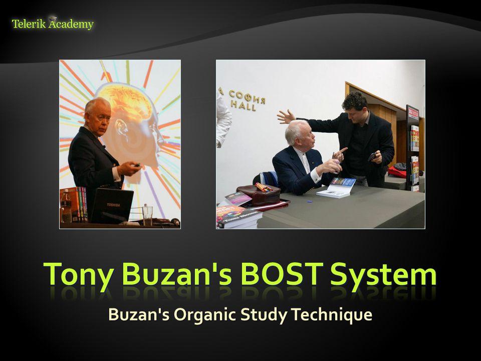 Tony Buzan s BOST System