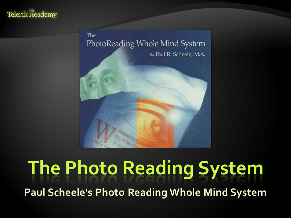 The Photo Reading System