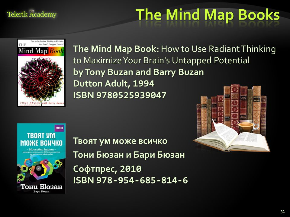 The Mind Map Books
