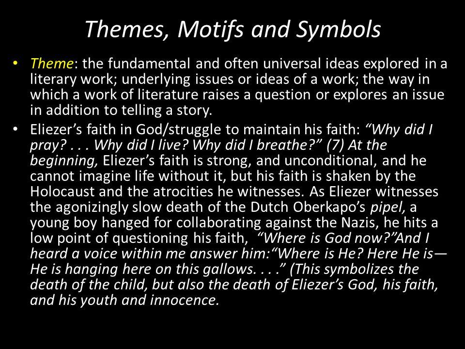 Themes, Motifs and Symbols