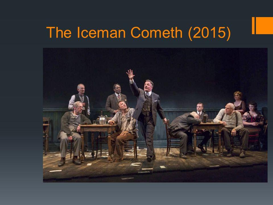 The Iceman Cometh (2015)