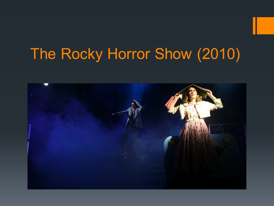 The Rocky Horror Show (2010)
