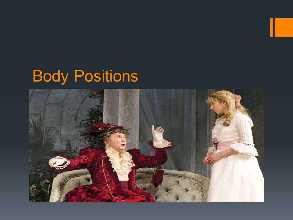 Body Positions