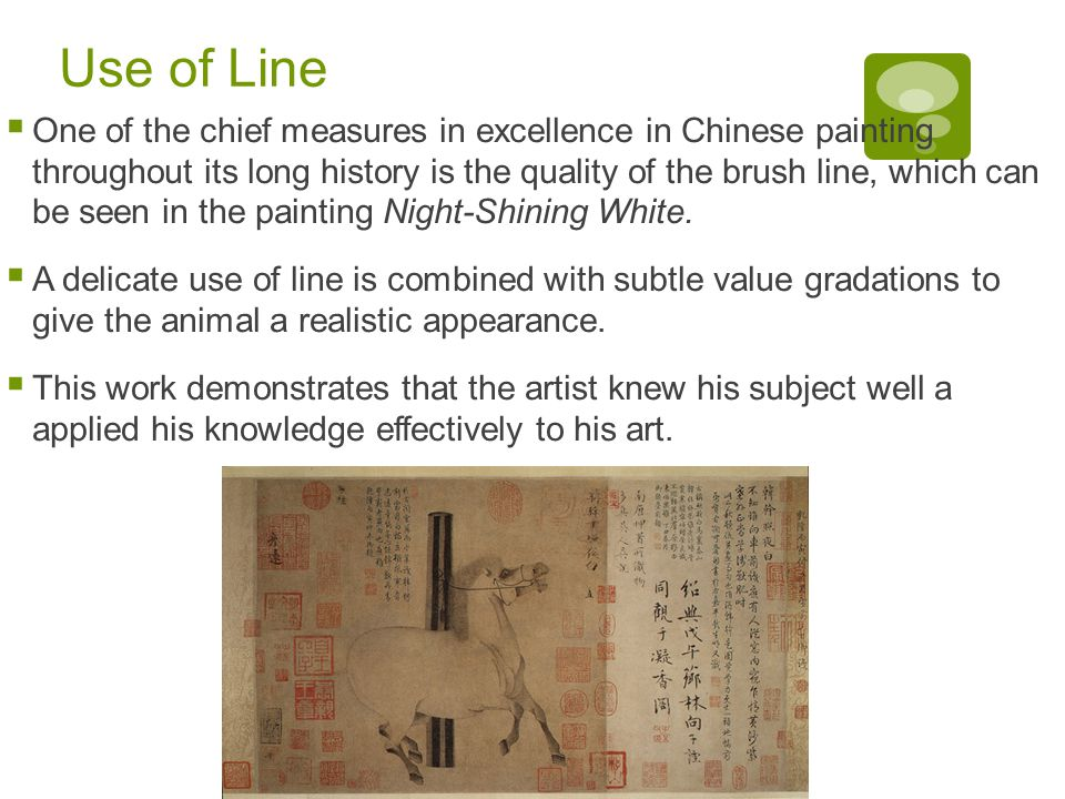 Use of Line