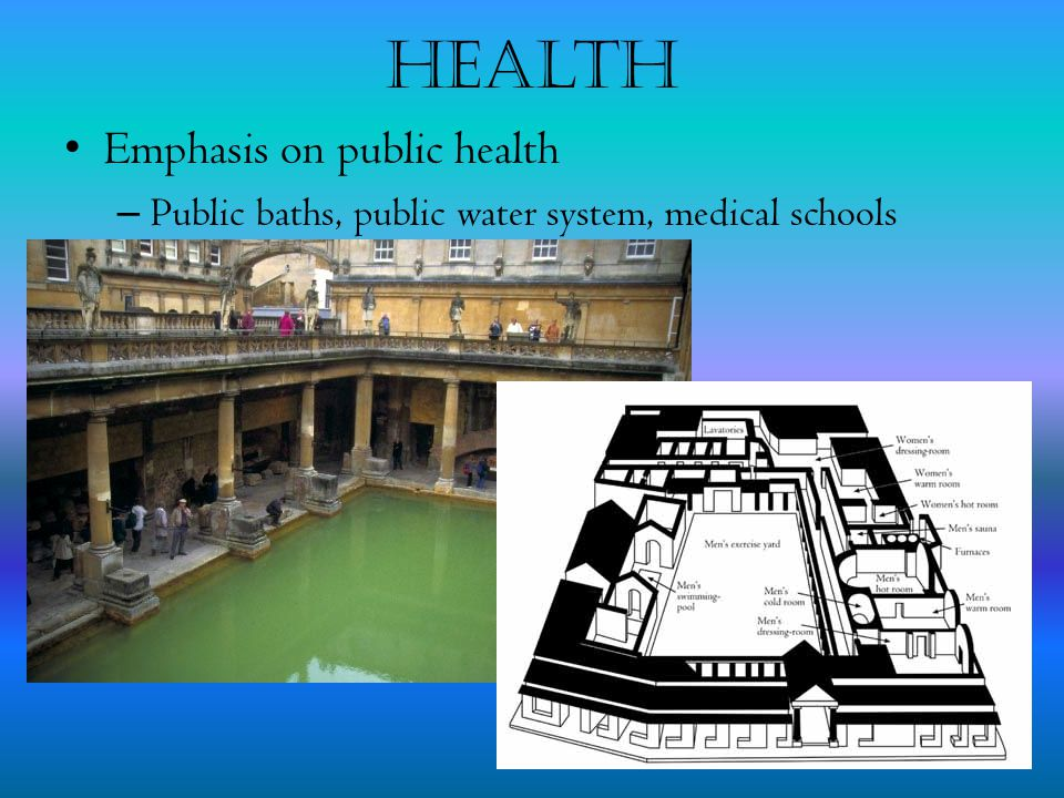 Health Emphasis on public health