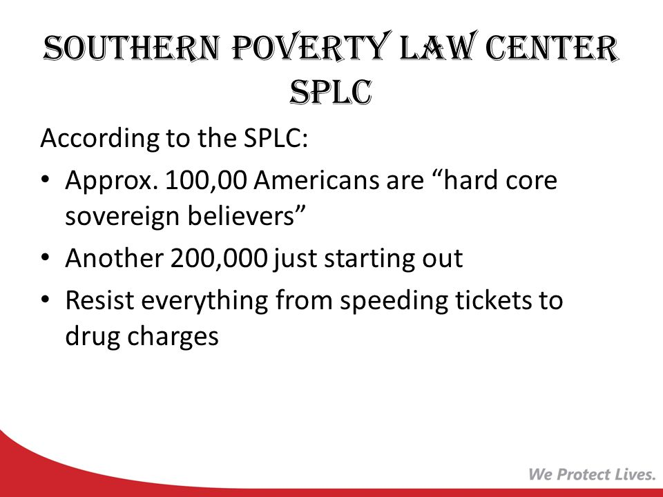 Southern Poverty Law Center SPLC