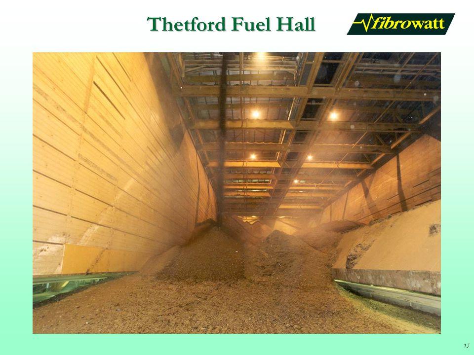 Thetford Fuel Hall