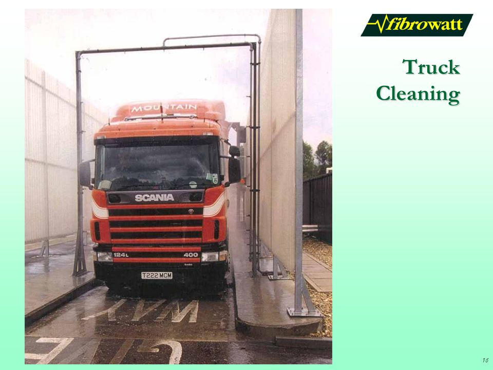 Truck Cleaning