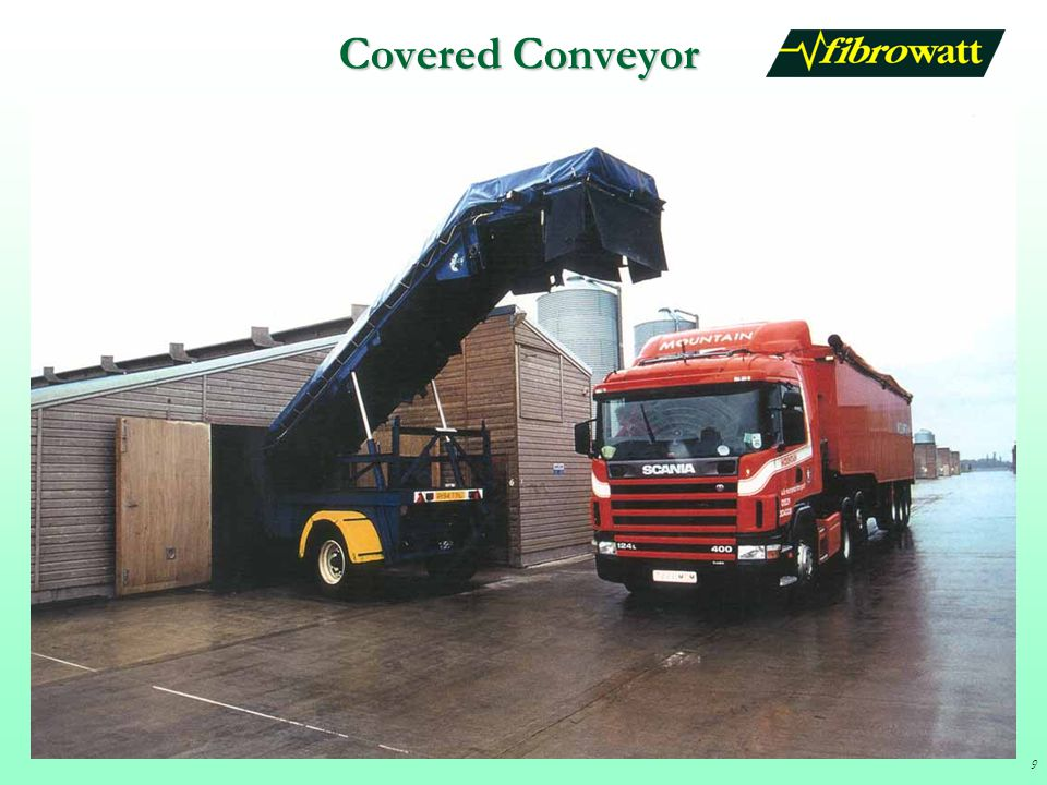 Covered Conveyor
