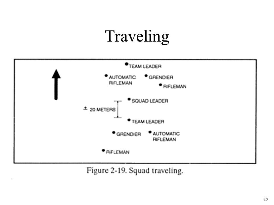 Traveling 13