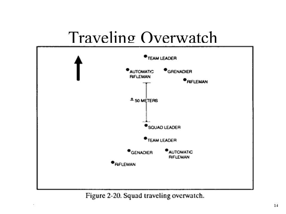 Traveling Overwatch 14