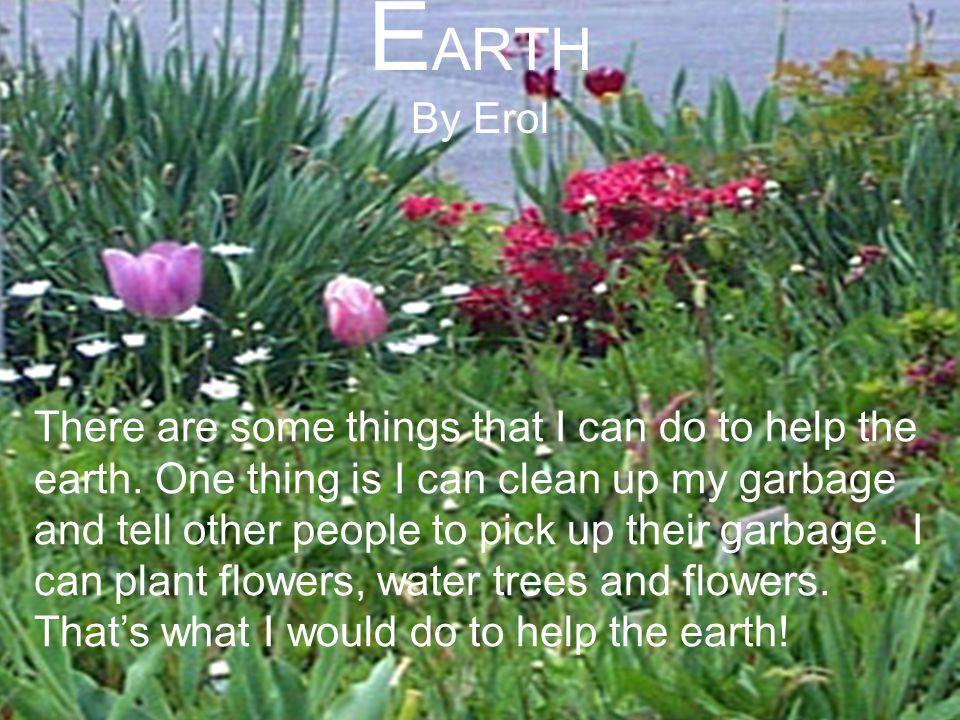 EARTH By Erol