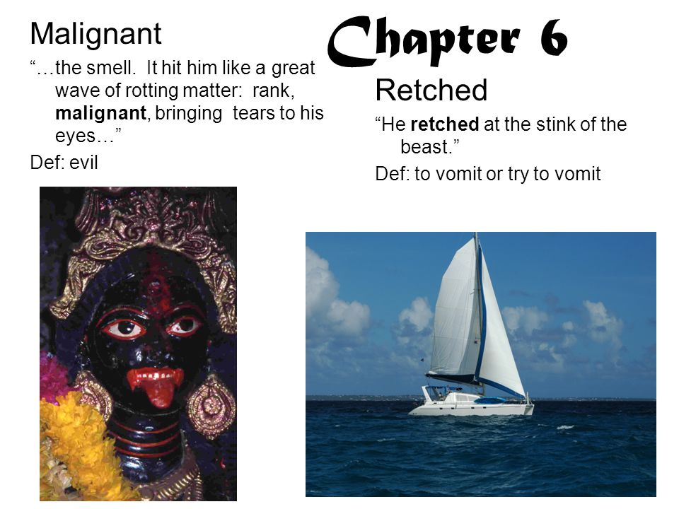 Chapter 6 Malignant Retched