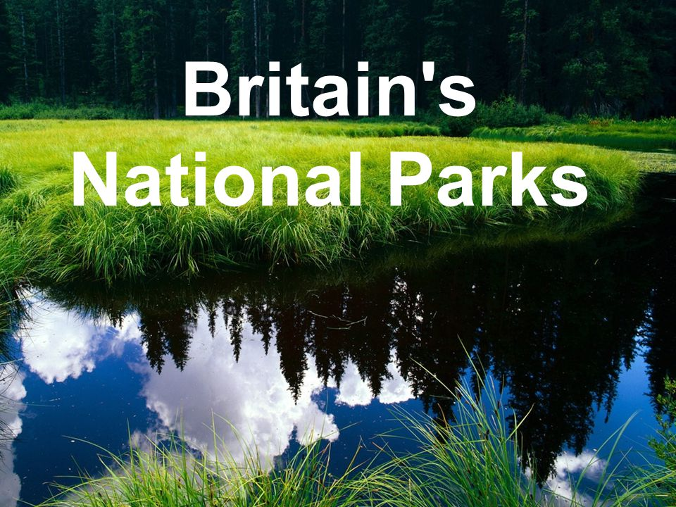 Britain s National Parks
