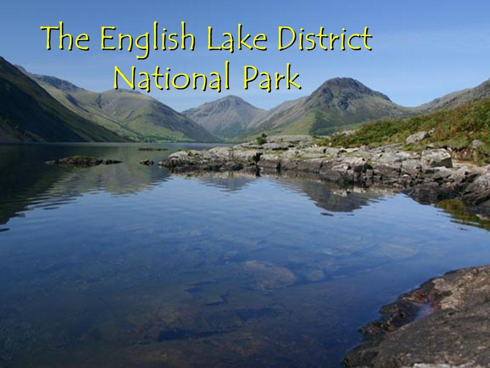The English Lake District National Park