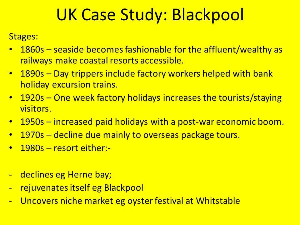 UK Case Study: Blackpool