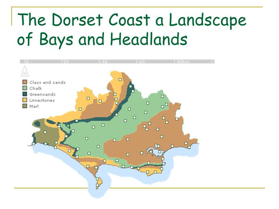 The Dorset Coast a Landscape of Bays and Headlands