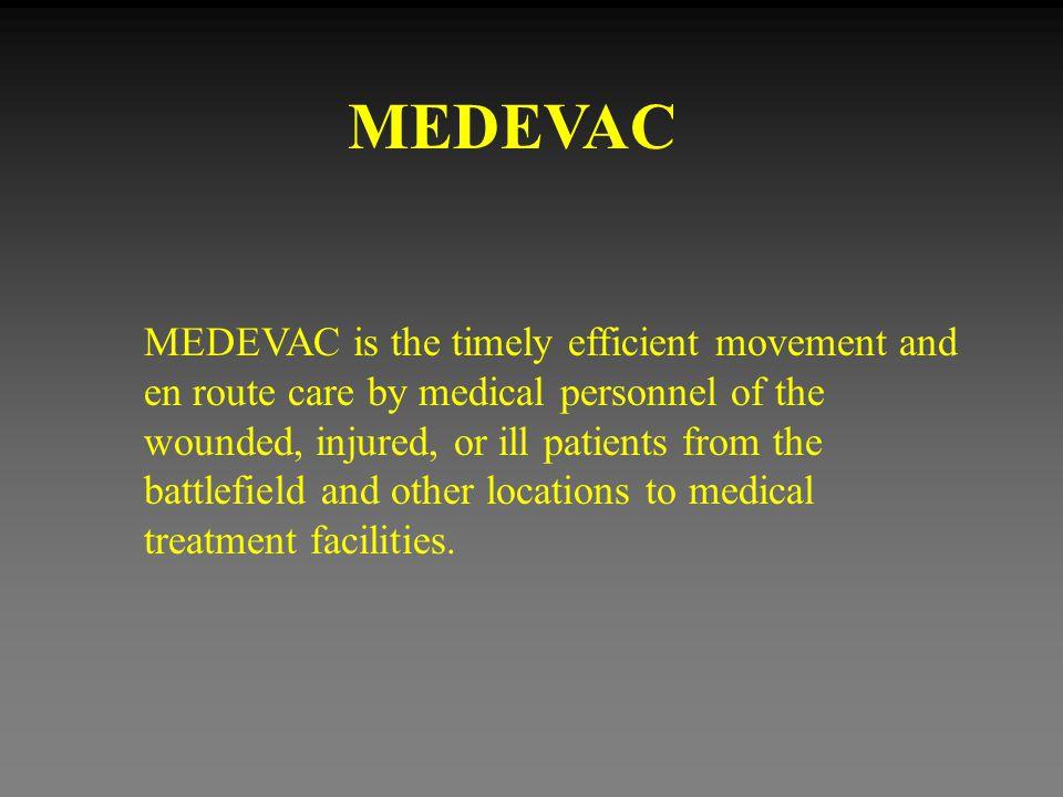 MEDEVAC