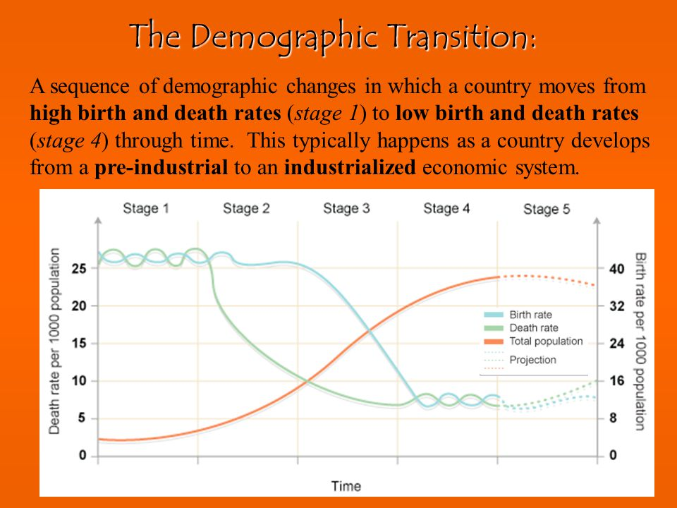 The Demographic Transition: