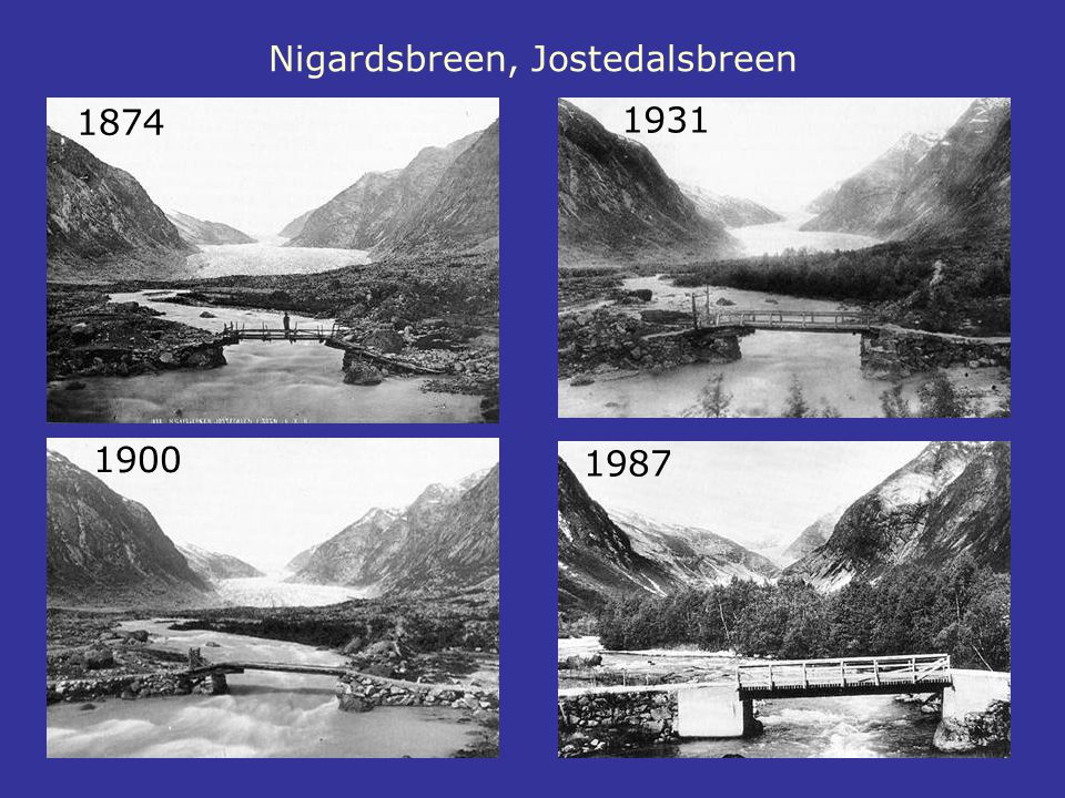 Nigardsbreen, Jostedalsbreen
