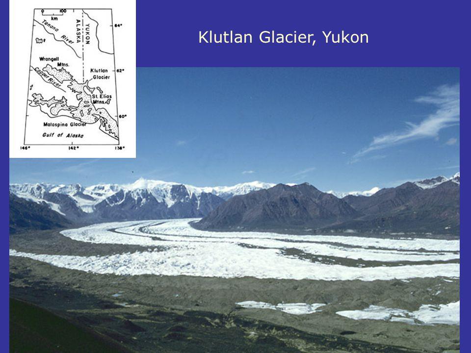 Klutlan Glacier, Yukon