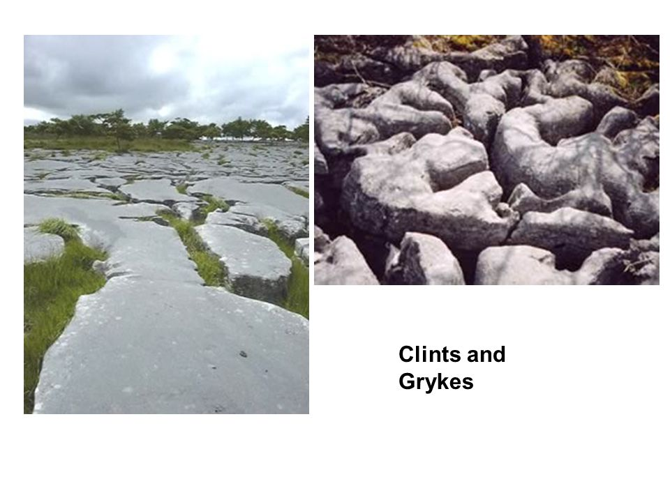 Clints and Grykes