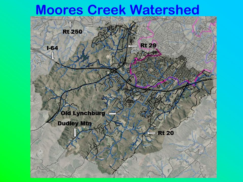 Moores Creek Watershed