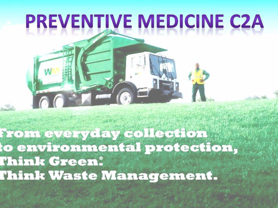 Preventive Medicine C2a