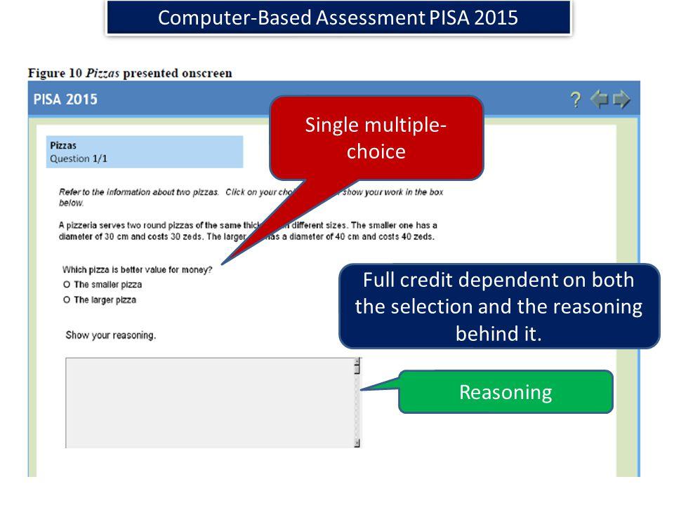 Computer-Based Assessment PISA 2015