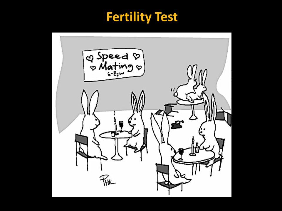 Fertility Test