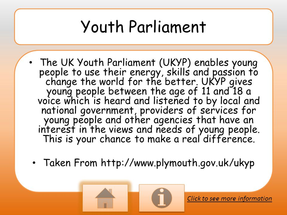 Taken From http://www.plymouth.gov.uk/ukyp