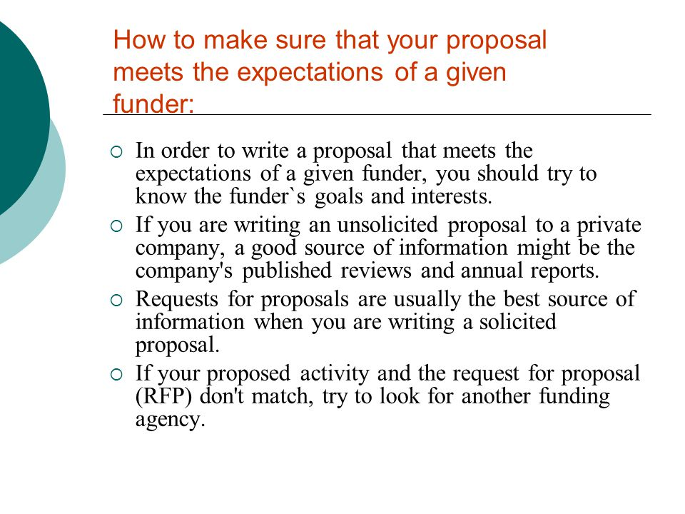 Writing An Effective Proposal Ppt Video Online Download