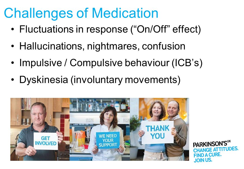Challenges of Medication