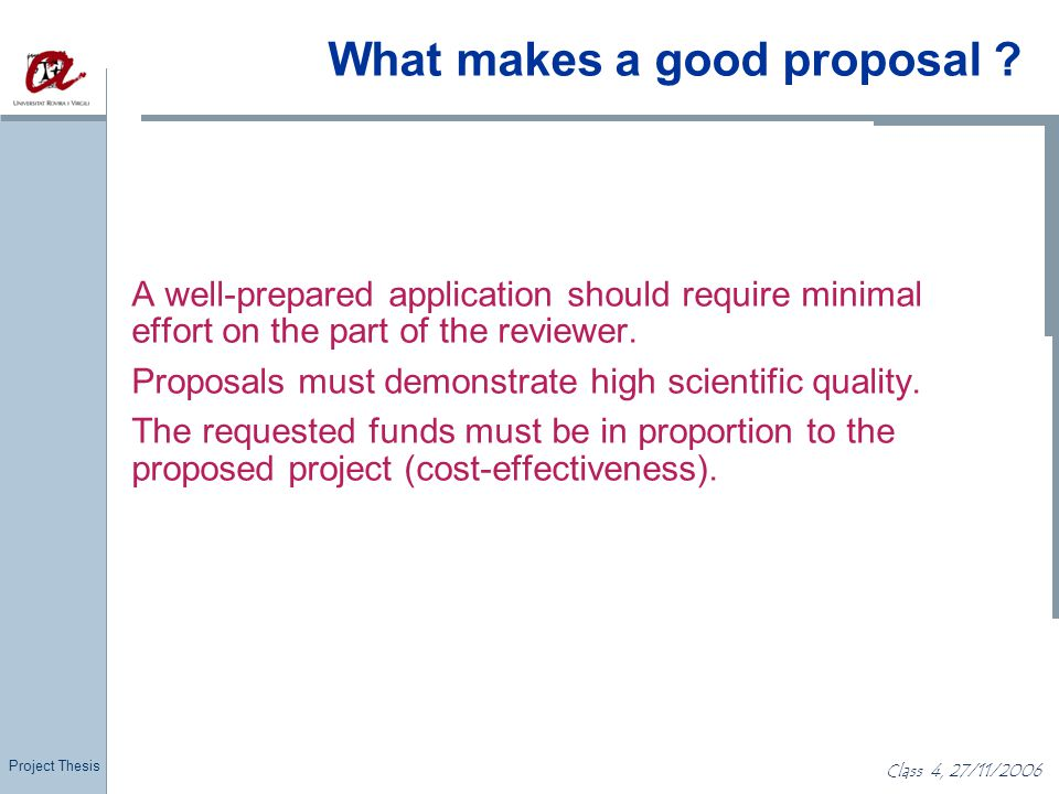 Proposal Writing The Refereeing Process Ppt Download