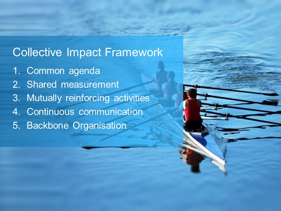 Collective Impact Framework